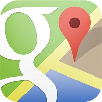 Google maps Bornerbroek