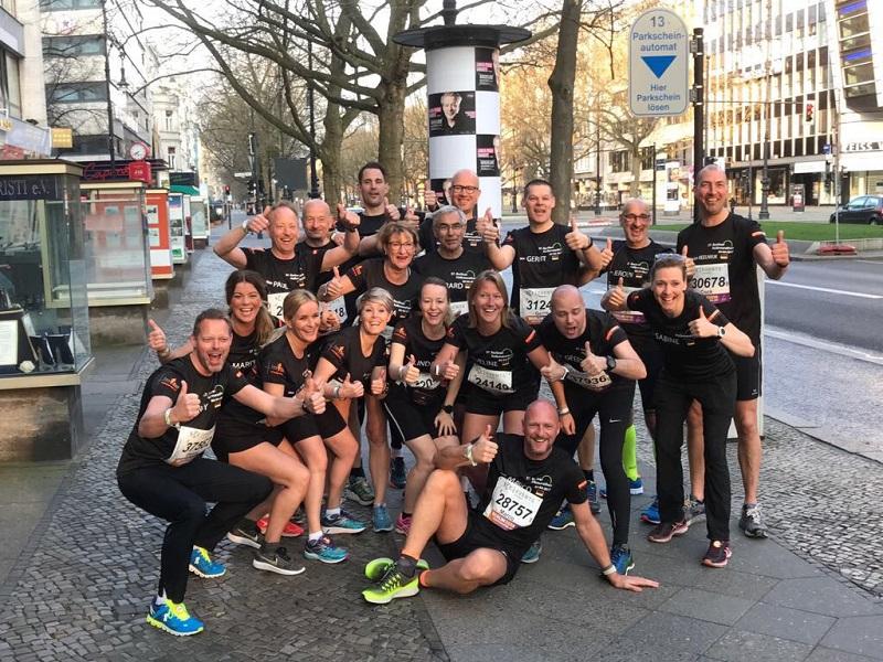 Easy Run in Berlijn