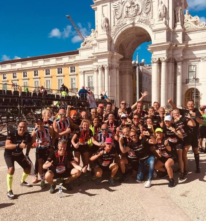 Easy Run in Lissabon